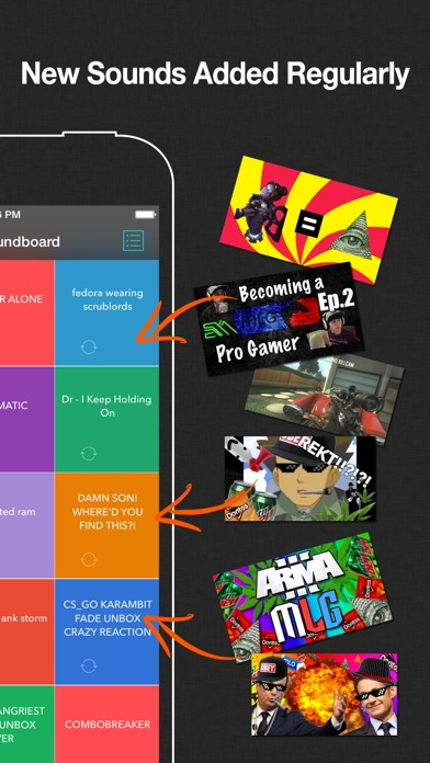 download MLG Sounds - Free Soundboard for MLG Illuminati apps 3