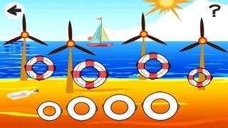 Enfants Animés Lecture & Jeux D'apprentissage Pour Gratuit Open Parti Mer Avec des BateauxCapture d'écran de 1