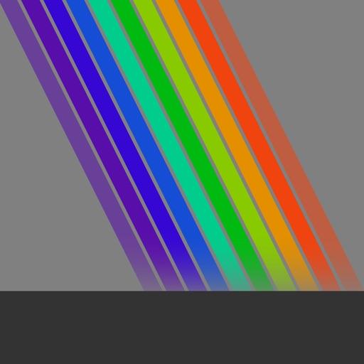 魔力彩虹:TCHOW Rainbow
