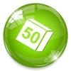 Würfel 50