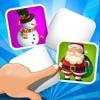 ABC 記憶遊戲 兒童 - 了解 聖誕節和 聖誕老人