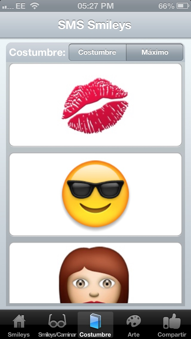 download Emoji Smileys :) apps 0