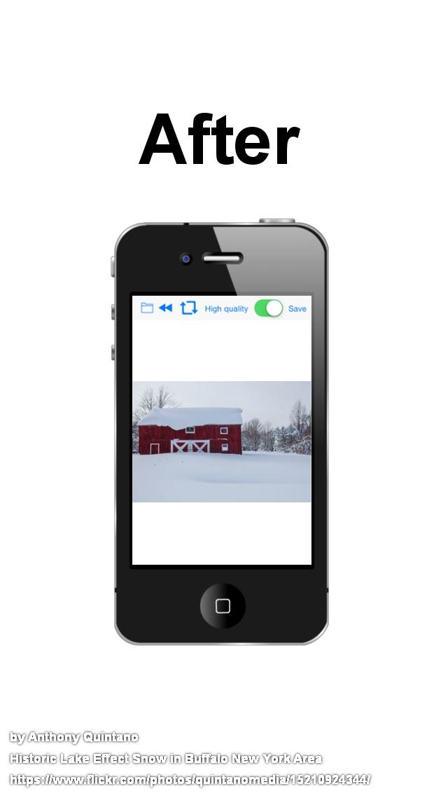 ビデオの回転 screenshot1