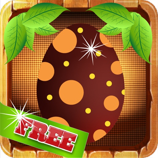 Colorful Candy Easter FREE iOS App