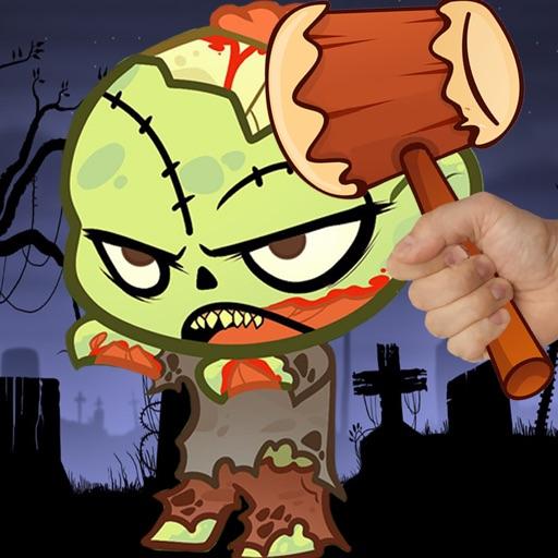 Whack Zombie Tap iOS App