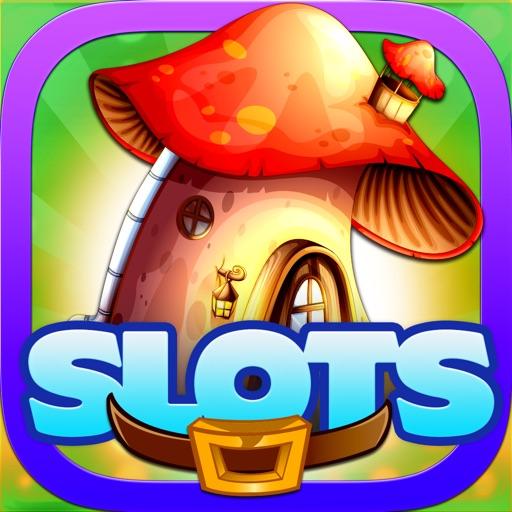 Gnome Garden - Free Casino Slots Game iOS App