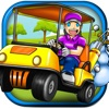 3D Golf Cart Racing and Driving Game in Golfing Race Driver Games with Boys FREE