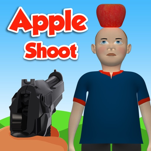 AppleShoots–Shoot the Apple placed on person head iOS App