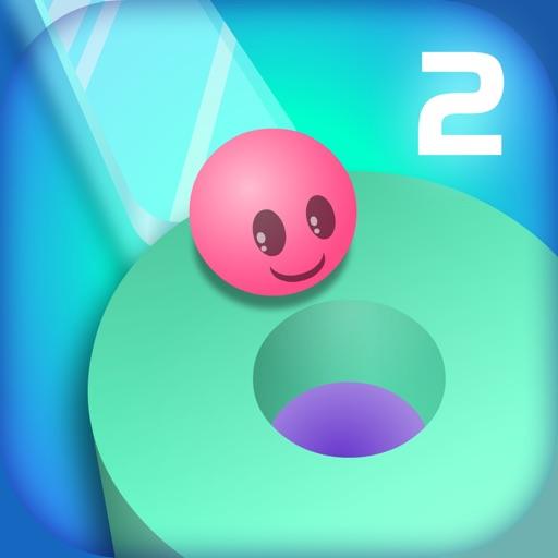 コロコロボール2 - 簡単で楽しい!面白い新作無料アクションゲーム