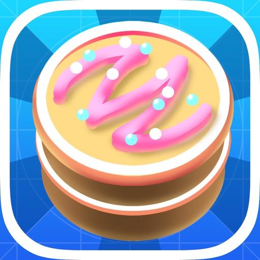 Cake Dash iOS App