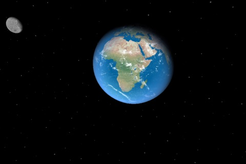 Earth3D screenshot 1