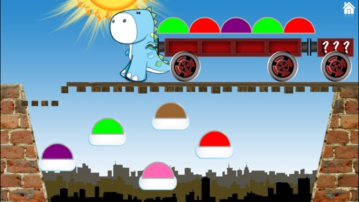 Caboose - Learn Patterns and Sorting with Letters, Numbers, Shapes and Colors, Screenshot