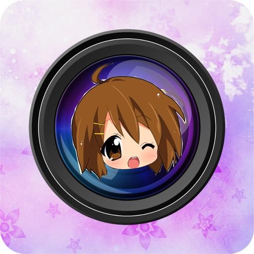 Chibi Camera - make yourself lovely Chibi photo - Free iOS App