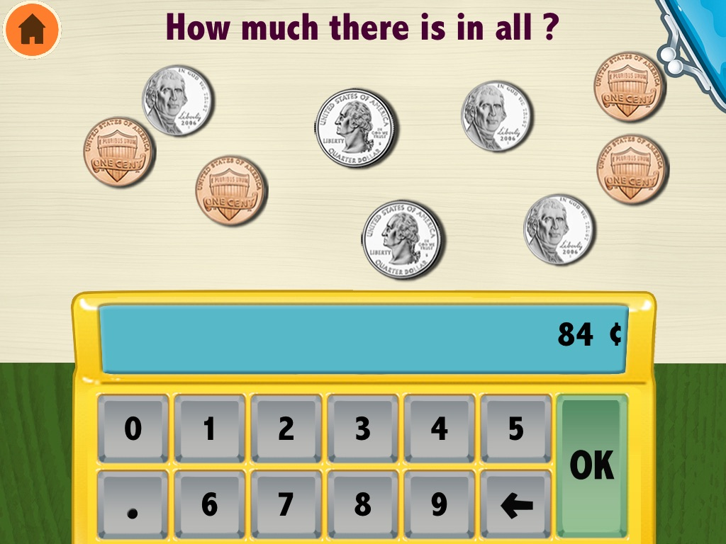 Worksheet Money Counting Games For Kids amazing coin mathusdmoney learning counting game for kids by kids