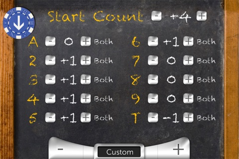 Card Counter screenshot 2