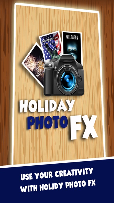 download Holiday Photo FX - Christmas, New Years, Easter, 4th of July, Halloween apps 2