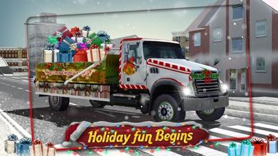 Screenshot #1 pour Santa Christmas Gift Delivery