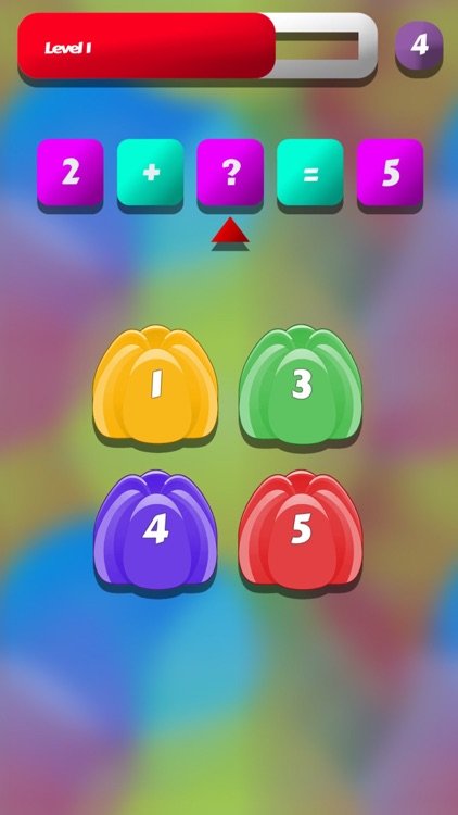 Jelly Math Quiz - Cool math games for kids & toddlers: numbers ...