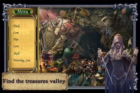 Hidden Expedition A Valley Winds Platinum screenshot 3