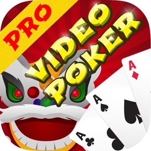 Chinese Video Poker Kingdom PRO iOS App