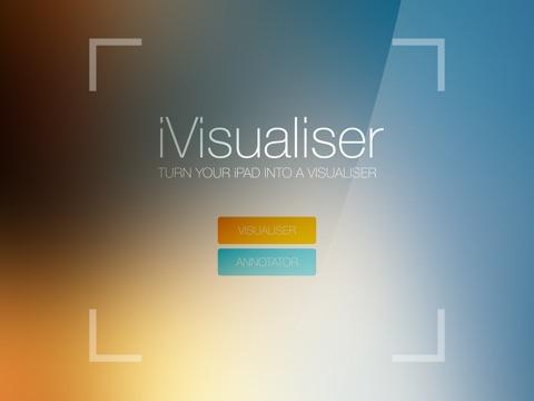 iVisualiser screenshot 1
