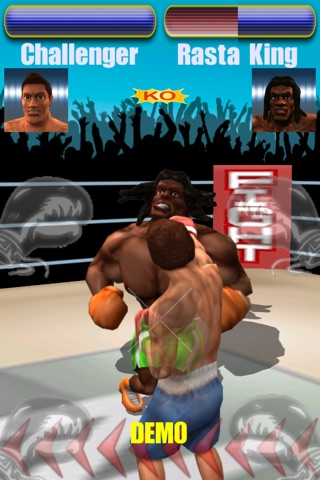 Pocket Boxing Legends screenshot 1