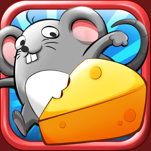 Mouse And Cheese Frenzy iOS App