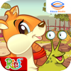 Kancil dan Siput Adu Pintar - Buku Cerita Anak Interaktif
