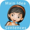 Main Idea - Sentences: Reading Comprehension Skills & Practice Game for Kids -  Common Core Aligned