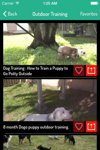 Potty Training For Dogs screenshot 2