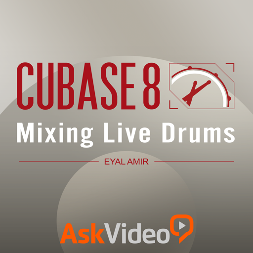 Mixing Live Drums For Cubase