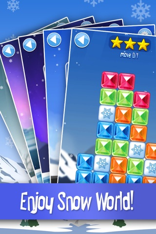 Break The Ice: Snow World screenshot 4
