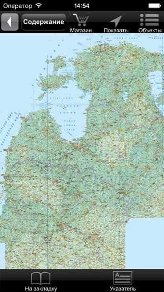 Прибалтика. Эстония, Латвия, Литва, Калининградская областьСкриншоты 1