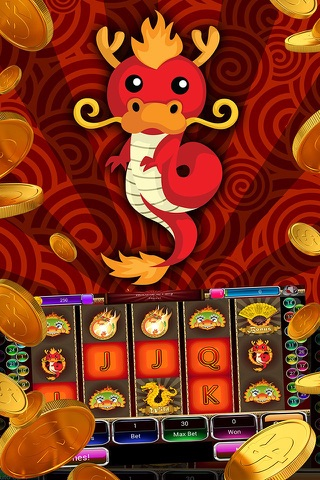 -888- Unlimited Dragons Slots Machine screenshot 2