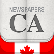 Newspapers Ca app review