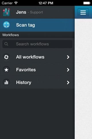 workflow-to-go screenshot 2