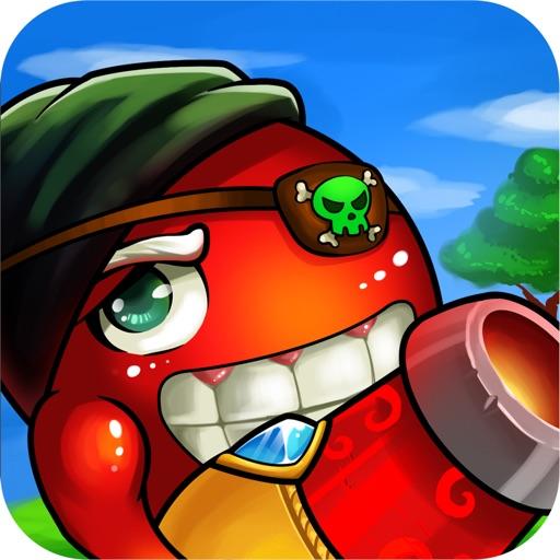 Fruit Shoot Monster iOS App