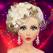 芭比婚礼新娘化妆,发型和穿衣戴帽时尚超模免费