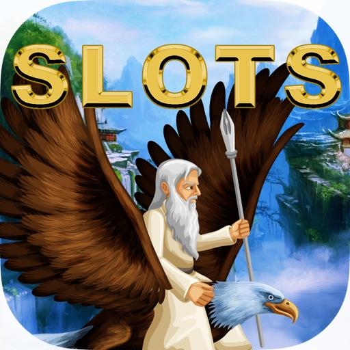 Fantasy World Slot Machine - Free Casino Jackpot Spin Simulation Game iOS App