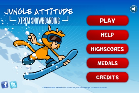 Xtrem Snowboarding screenshot 1
