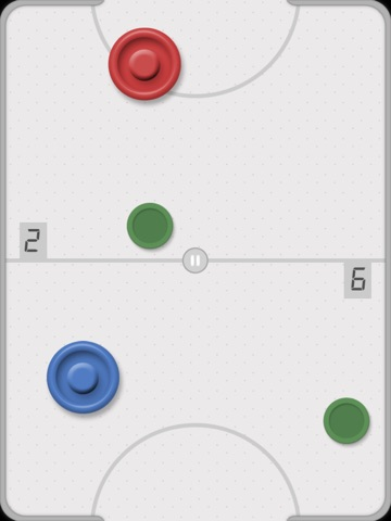Скачать Air Hockey Classic Pro
