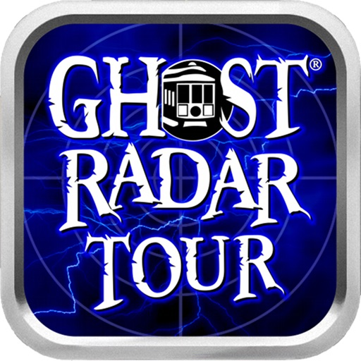 Ghost Radar®: TOUR iOS App