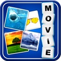 Pic Quiz: a 4 word color trivia mania game to hi guess what's that 1 pop movie icon!