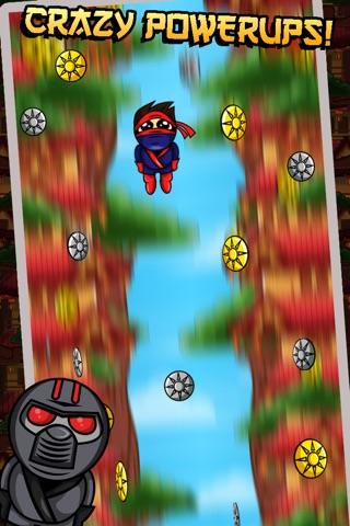 Ninja Boost - Mega Jumping Game screenshot 2