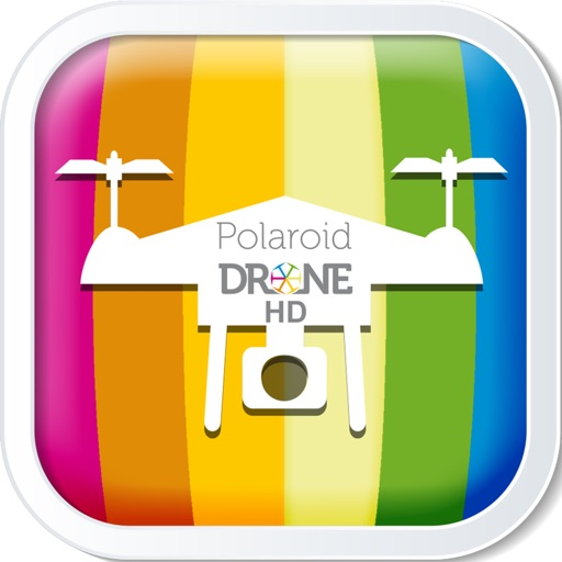 Polaroid Drone HD iOS App