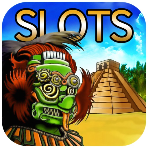 Slots - Mayan's Way iOS App