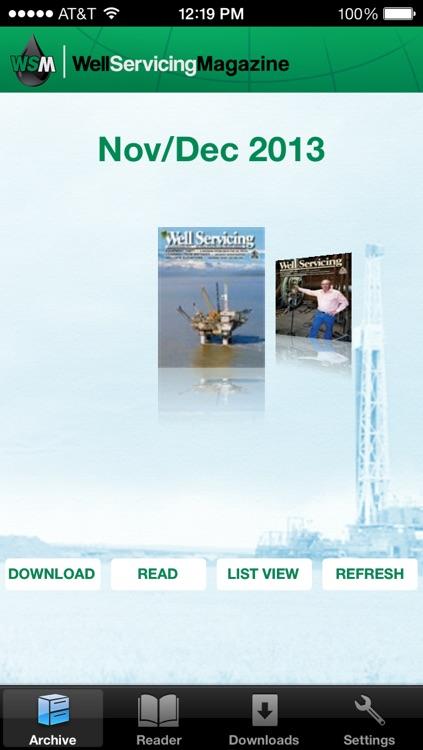 AESC Well Servicing Magazine by Rob Neumann