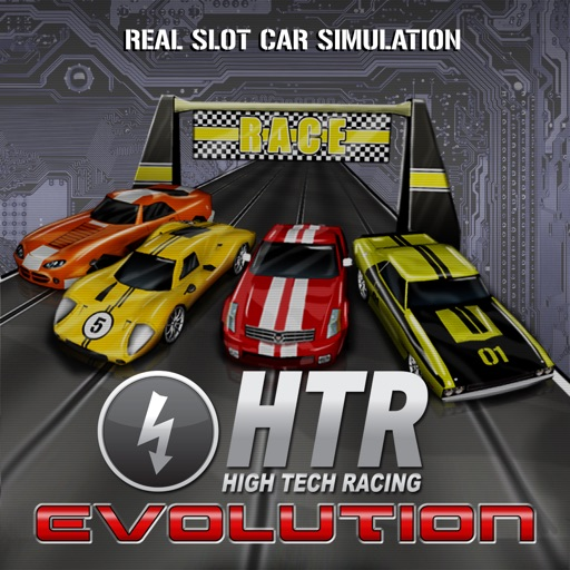 四驱车竞赛 HTR High Tech Racing Evolution【可自建赛道】