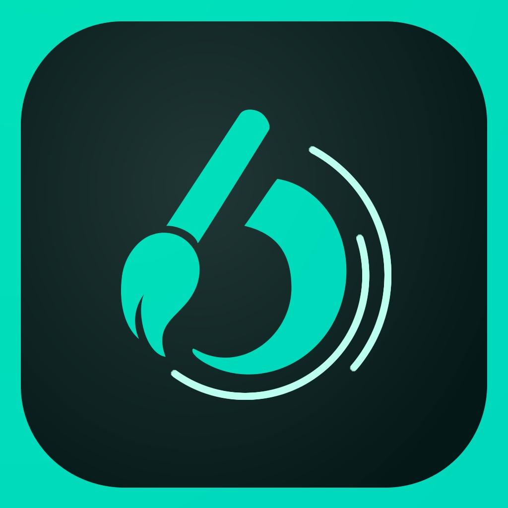 Adobe Brush CC (AppStore Link)