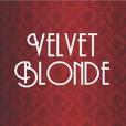 Velvet Blonde